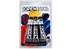 Golden Open Acrylic - Assorted Colors