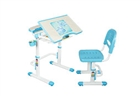 First Impressions Kids Desk, Table & Chair- - Blue