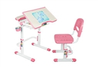 First Impressions Kids Desk, Table & Chair- - Pink