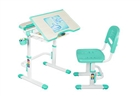 First Impressions Kids Desk, Table & Chair- - Green