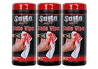 SoHo Urban Artist Brush/Paint Cleaning Wipes -