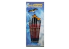 Ebony Splendor Brush -