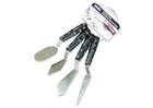 Liquitex Painting Knife Ring Set of 4 -