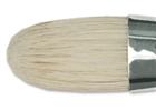 Pro Stroke White Hog Bristle Brush -