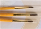 Princeton Real Value Brush Set 9100 - Camel Bristles