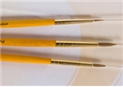 Princeton Real Value Brush Set 9105 - Natural Sable Bristles
