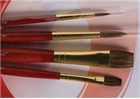 Princeton Real Value Brush Set 9121 - Camel Bristles