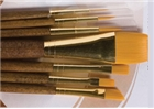 Princeton Real Value Brush Set 9143 - Golden Taklon Bristles