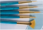 Princeton Real Value Brush Set 9170 - Golden Taklon Bristles