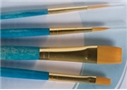 Princeton Real Value Brush Set 9172 - Golden Taklon Bristles