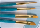 Princeton Real Value Brush Set 9173 - Golden Taklon Bristles