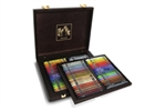Caran D'ache Neocolor I & II Crayons - Assorted Colors