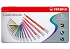 Stabilo CarbOthello Pastel Pencil Set -