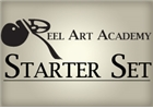 Reel Art Academy Starter Set -