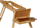 Jullian Rexy Watercolor Easel and Paintbox Combination -