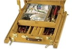 Grand Luxe Full Box French Easel -