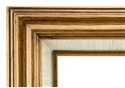 Accent Wood Frame - Fruitwood