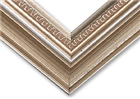 Stein Design Custom Wood Frame -
