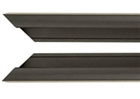Basic Metal Sectional Frame Pair of - Frost Black