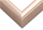 Sectional Aluminum Frame - Shiny Bronze