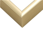 Sectional Aluminum Frame - Shiny Gold