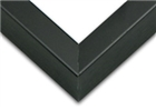 Sectional Aluminum Frame - Shiny Black