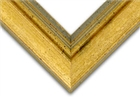 Stein Design Custom Wood Frame - Gold