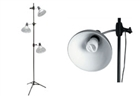 Daylight XL Artist Clip-on Lamp Set- -