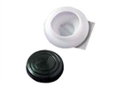 Plastic Single Palette Cup with Screw Cap -