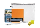 Cachet Watercolor Sketching Set with Mesh Zipper Bag -
