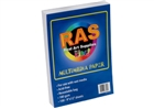 RAS Kids Art Resealable -
