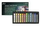Mungyo Gallery Artists' Soft Pastel Squares - Assorted Colors