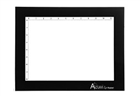 Acurit Light Tablet - Art Drawing Tablets - White/Black