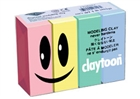 Claytoon Modeling Clay for Kids - Sweetheart Colors