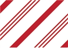 Platypus Designer Duct Tape - Candy Cane