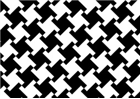 Platypus Designer Duct Tape - Houndstooth