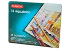 Derwent Aquatone Watercolor Pencils - Assorted Colors