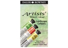 Daler-Rowney Artists' Water Colour - Landscape Colors