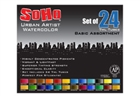 SoHo Urban Artist Watercolor Paints - Assorted Colors