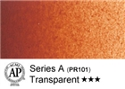 Turner Concentrated Professional Artists' Watercolor - Transparent Red Oxide