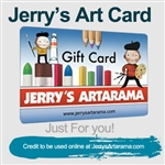 Jerry's Art Card