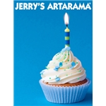 Birthday Art e-Gift Card - Cupcake
