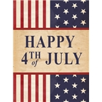 Fourth of July Art eGift Card - Vintage - electronic gift card