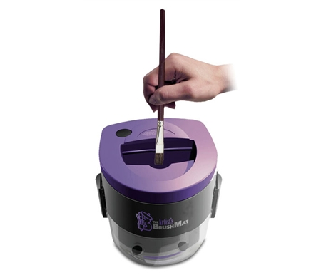 The Artist's BrushMate Power Brush Cleaning Unit
