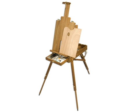 The perfect easel for plein aire painting!