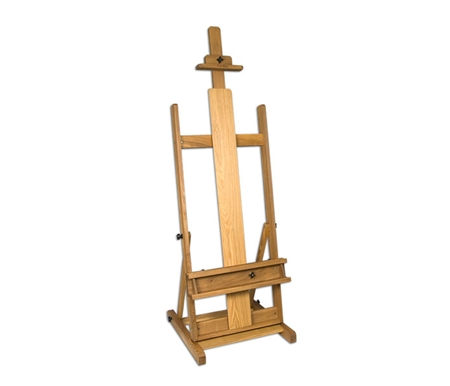 how to build an artist easel