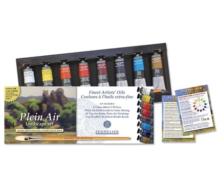 Sennelier Extra-Fine Artists' Oil Color Sets