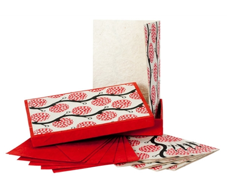 Lokta Paper Stationery Sets