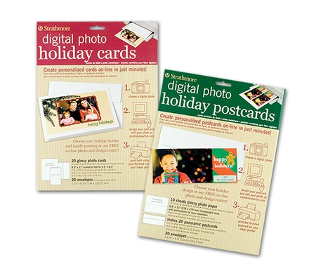 Strathmore Digital Holiday Postcards