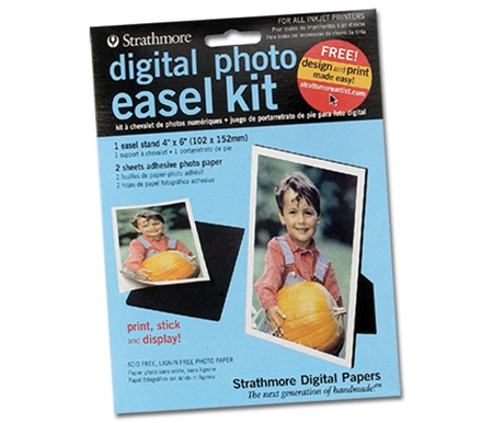 Strathmore Digital Photo Easel Kit